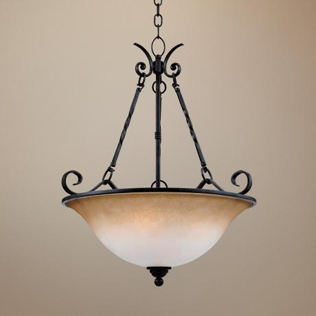 "Jennifer Collection 22 1/2"" Wide Pendant Light"