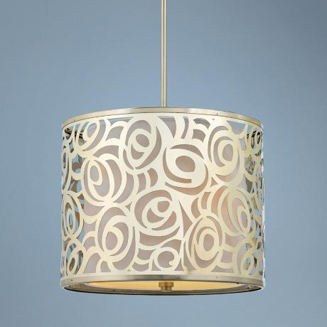 "Josslyn Collection 15"" Wide Pendant Light"