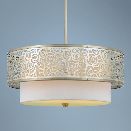 "Josslyn Collection 20"" Wide Pendant Light"