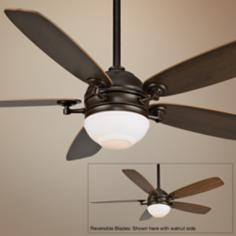 "52"" Fanimation Akira Oil-Rubbed Bronze Ceiling Fan"