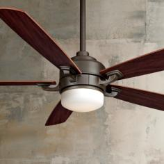 "52"" Fanimation Benito Oil-Rubbed Bronze Ceiling Fan"