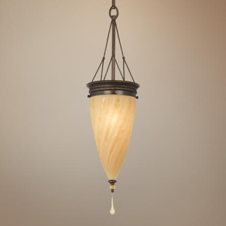 Murray Feiss Trinity Single Light Pendant Chandelier