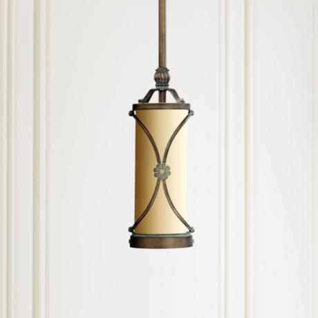 Minka Atterbury Collection Mini Pendant Light