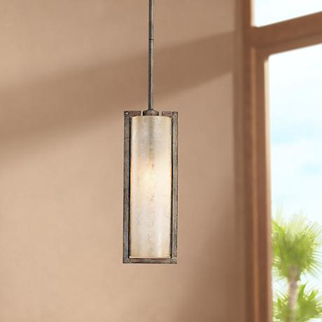 Minka Clarte Collection Mini Pendant Light