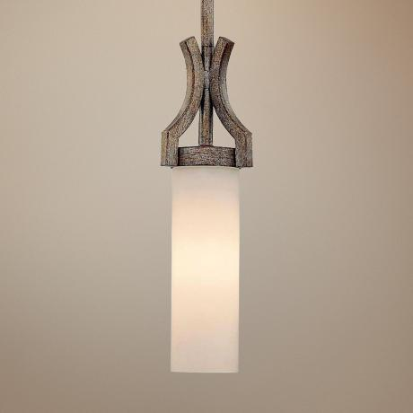 Minka Compositions Collection Mini Pendant Light
