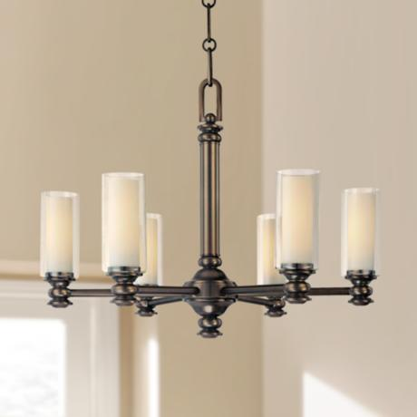 Minka Harvard Court Collection 6-Light Chandelier