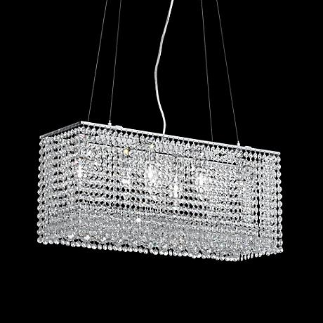 James R. Moder Vesta 6-Light Imperial Crystal Chandelier