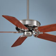 "50"" Casablanca Panama Inteli-Touch Nickel Ceiling Fan"