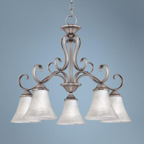 Duchess Dinette Five Light Chandelier