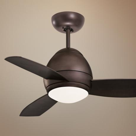 "44"" Emerson Curva Oil-Rubbed Bronze Ceiling Fan"