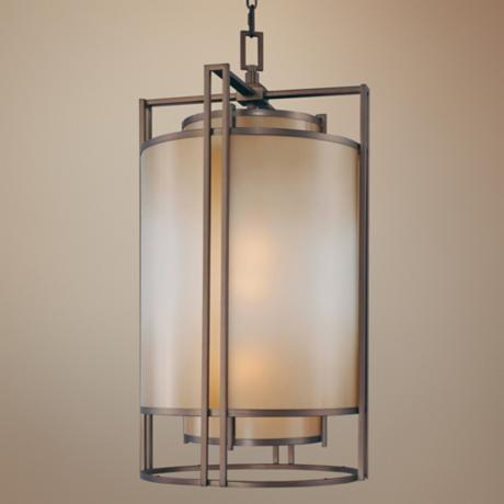 "Walt Disney Signature Underscore 20"" Wide Pendant Light"