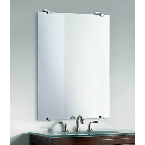 Gatco Latitude 2 Polished Chrome 32 High Wall
