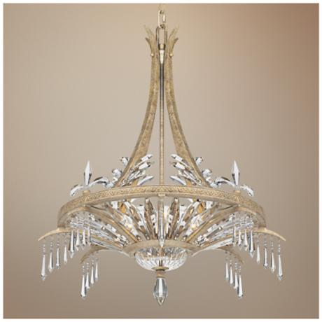 "Savoy House Diavolo 29"" Wide Chandelier"