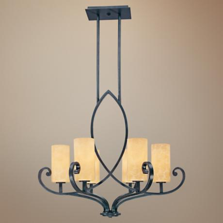 "Savoy House Ravenna 31 1/2"" Wide Chandelier"