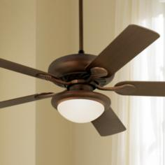 "52"" Casa Vieja Tempra Oil Rubbed Bronze Ceiling Fan"