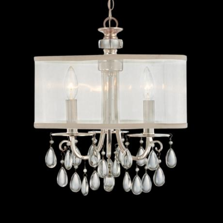 Modern Mini Chandelier Photo