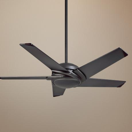 "54"" Casablanca Stealth Graphite Ceiling Fan"