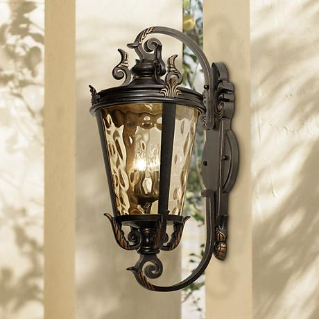 "Casa Marseille™ 36"" High Outdoor Wall Light"