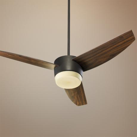 "54"" Quorum Trimark Oiled Bronze Ceiling Fan"