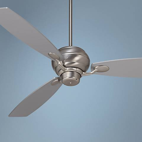 "60"" Spyder™ Brushed Steel Finish Ceiling Fan"