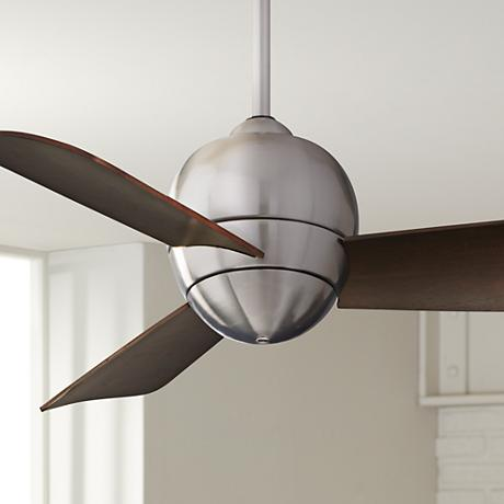 30 Quot Emerson Tilo Brushed Steel Ceiling Fan R2698