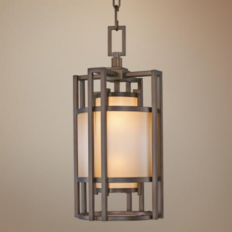 "Walt Disney Signature Underscore 10"" Wide Pendant Light"