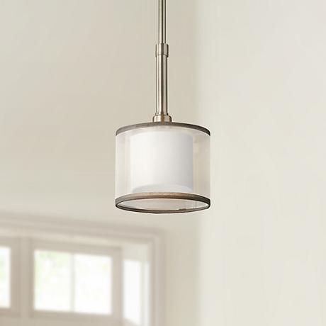 "Kichler Lacey Collection 6"" Wide Pendant Chandelier"