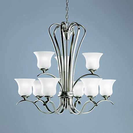 Kichler Wedgeport Collection 9-Light Chandelier