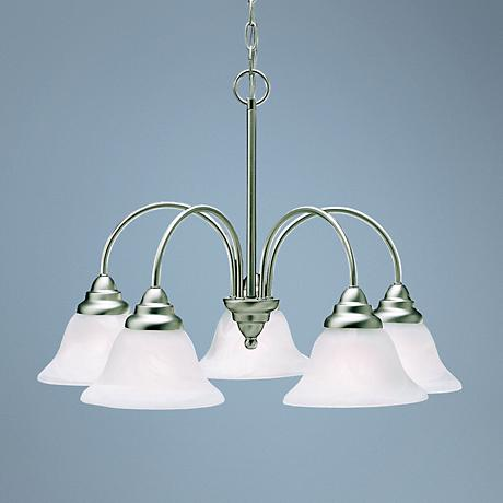 Kichler Telford Brushed Nickel Finish 5-Light Chandelier