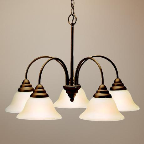 Kichler Telford Olde Bronze Finish 5-Light Chandelier