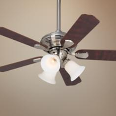"42"" Crossroad™ Brushed Nickel Ceiling Fan"