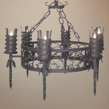Laura Lee Lancelot 6-Light Chandelier