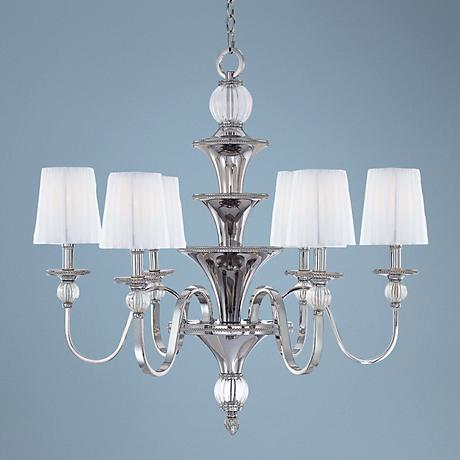 "Metropolitan Aise Collection 29"" Wide Chandelier"