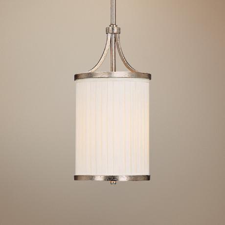 Fifth Avenue Collection Winter Gold Finish Pendant Light