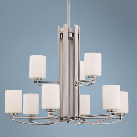 Quoizel Taylor Two Tier Large Modern Chandelier