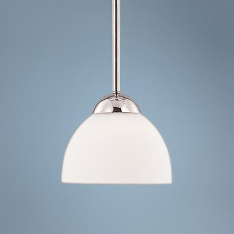 Quoizel Carter Chrome Mini Pendant Chandelier