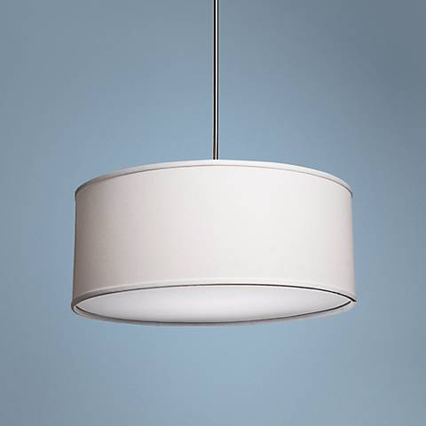 "Artcraft Mercer Street 18"" Wide Modern Pendant Light"