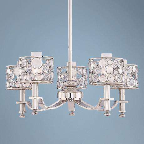 "Metropolitan Magique Collection 27"" Wide Chandelier"