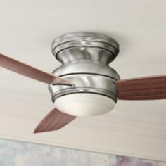 "44"" Minka Traditional Concept Pewter Wet Location Fan"