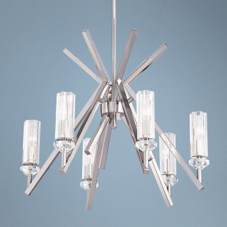 "Metropolitan Fusano Collection 26 1/2"" Wide Chandelier"