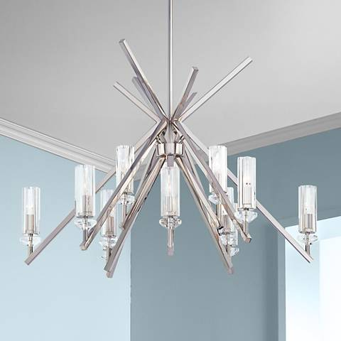 "Metropolitan 39"" Wide Fusano Collection Chandelier"