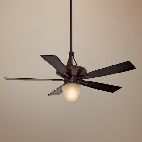 "60"" Casablanca Colorado Brushed Cocoa Ceiling Fan"