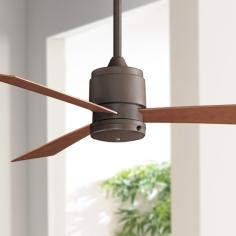 "54"" Fanimation Zonix Oil-Rubbed Bronze Wet Ceiling Fan"