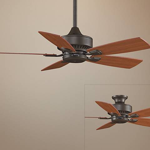 "42"" Fanimation Cancun Oil-Rubbed Bronze Ceiling Fan"