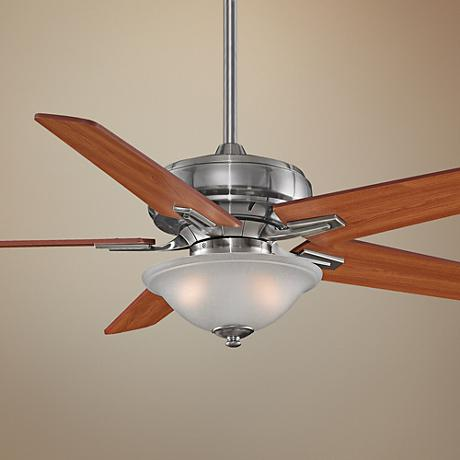 "60"" Fanimation Keistone Pewter Ceiling Fan"