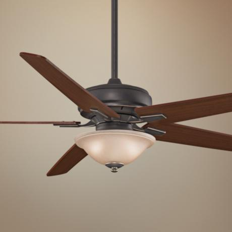 "72"" Fanimation Keistone Bronze Ceiling Fan"