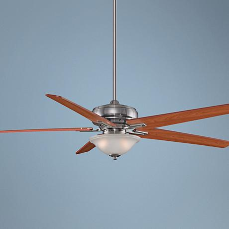 "72"" Fanimation Keistone Pewter Ceiling Fan"