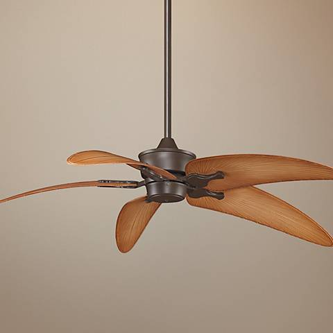 "60"" Fanimation Islander™ Oil-Rubbed Bronze Ceiling Fan"