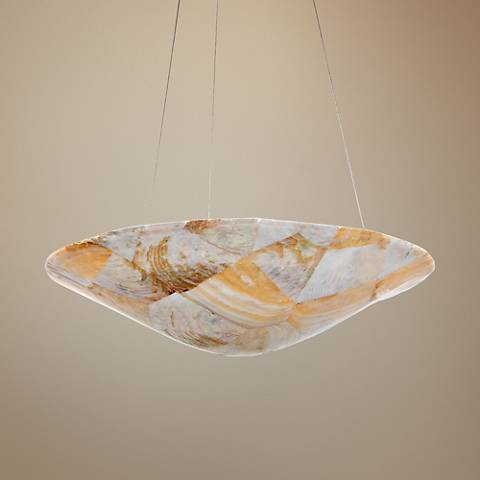 "Varaluz Big 20"" Wide Kabebe Pendant Light"