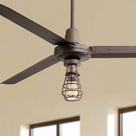 "60"" Turbina™ Bendlin Oil-Rubbed Bronze Ceiling Fan"